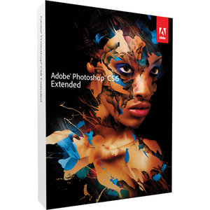 Photoshop CS6 Extended for MAC