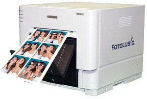 DNP DS-RX1 Compact Digital Photo Printer