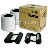 HiTi 4 x 6 Ribbon & Paper Case for P510 Series